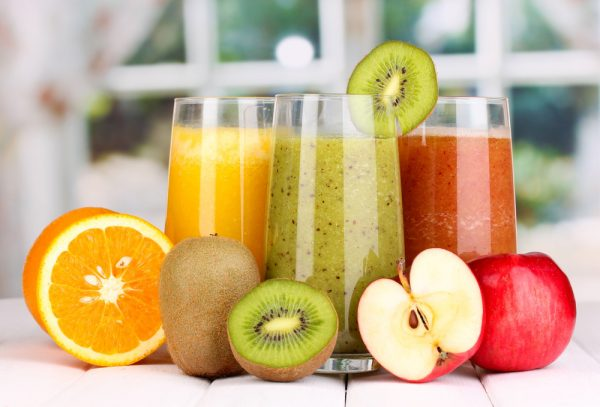 LGlossy smoothies