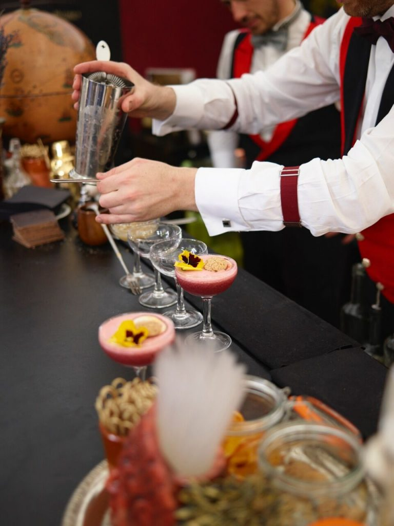 Cocktails in London