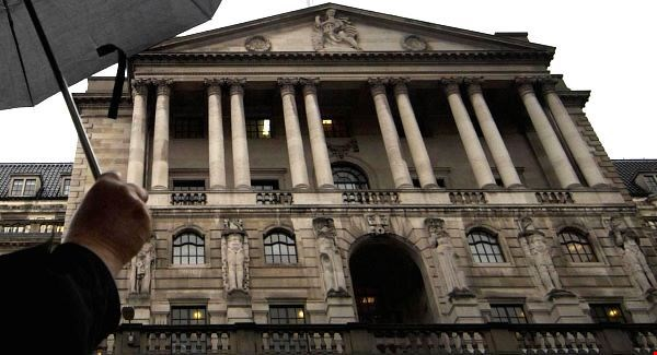 Bank of England, Interest Rates,