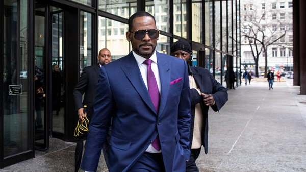 R Kelly, Court, Sexual Abuse, Chicago