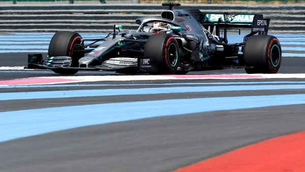 Lewis Hamilton is under investigation for the French Grand Prix