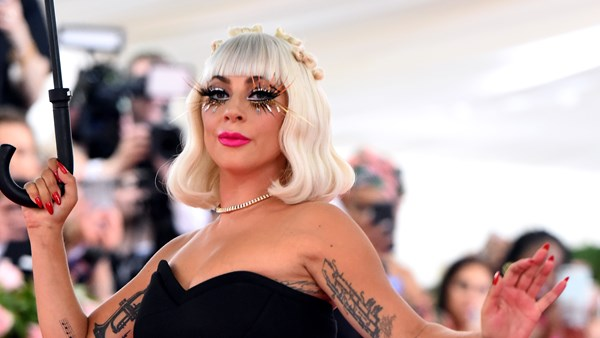 Lady Gaga is releasing a makeup line on Amazon