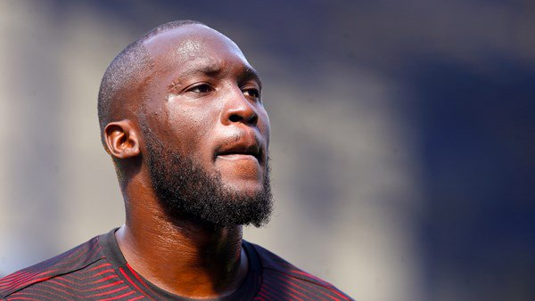 Romelu Lukaku about to complete move to Inter Milan.