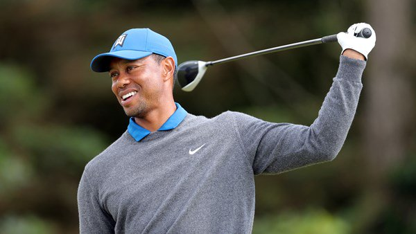 Tiger Woods commits to PGA tour.