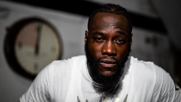 WBC heavyweight champion Deontay Wilder gives his hot take on Andy Ruiz and Anthony Joshua