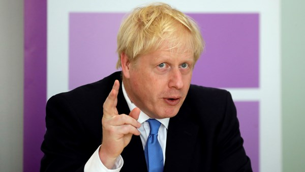 Boris Johnson increases funding for no-deal brexit sending message to Brussels.