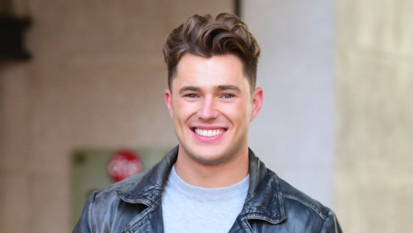 Love Island's Curtis Pritchard is on the Greatest Dancer