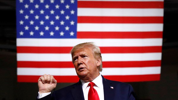 Donald Trump says to the Federal Reserve to cut interest rates
