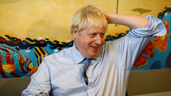 Boris Johnson claims EU will shift their position on the Brexit deal