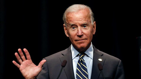Joe Biden says racism would not be tolerated if he is president