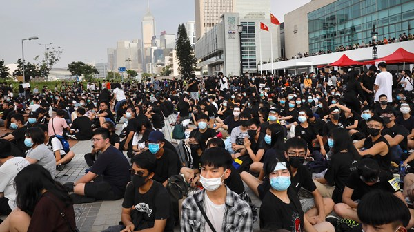 YouTube shuts down accounts instigating protest in Hong Kong