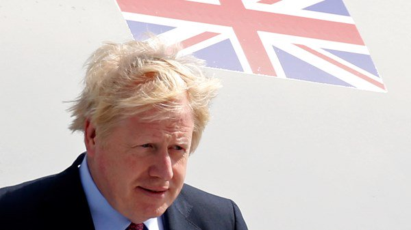 Boris Johnson and Donald Tusk clash over who is going to be blamed for Brexit