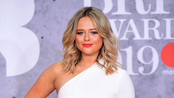 EmilyAtack is now in a new relationship