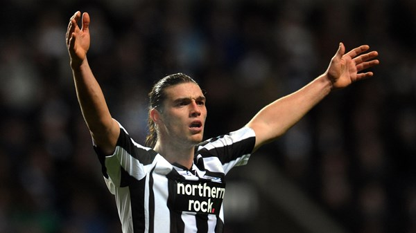 Andy Carroll might make a potential move