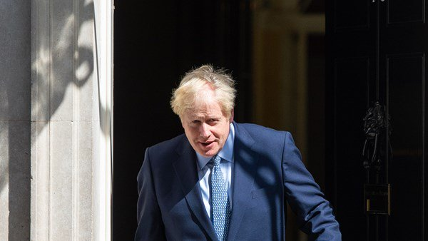 Boris Johnson's plan to no deal brexit is being pressure down by conflicting bill