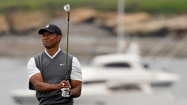 Tiger Woods almost had an injury before Northern Trust open.