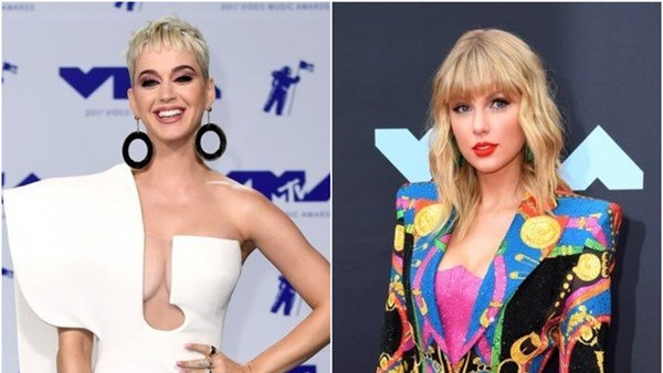 Katy perry says shes squashes the beef with Taylor Swift