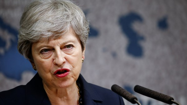 Theresa May does not regret her political career