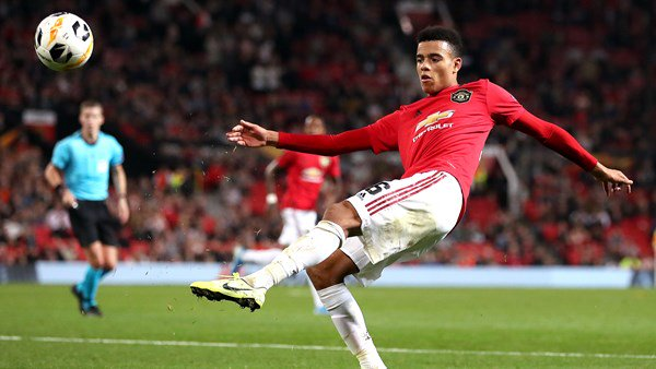 Mason Greenwood became youngest goal scorer at Manchester United