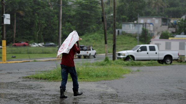 Storm Karen leaves the Caribbean devastated with flooding