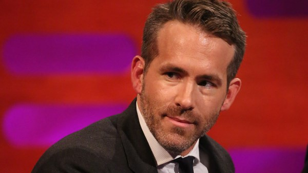 Ryan Reynolds reveals the sex of his baby with Blake Lively
