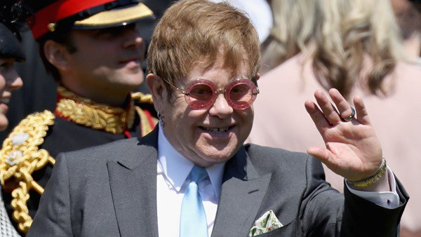 Elton John says Lady Gaga is the next up and coming star