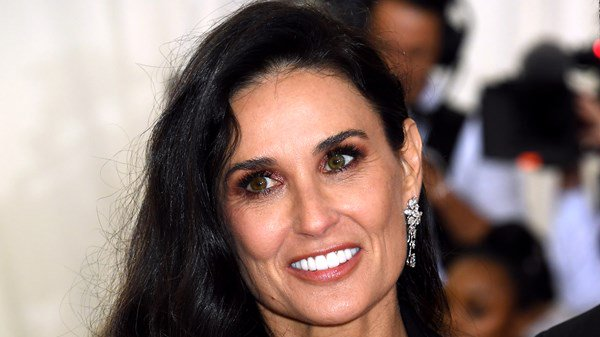 Demi Moore talks about failed audition