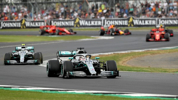 Formula One Racing aims to reach net-zero carbon emissions by 2030