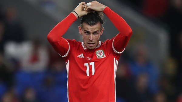 Gareth Bale and wales qualify for Euro 2020