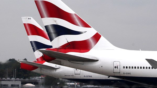 British airways flights stopped due to technical issue