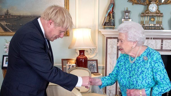 Boris Johnson reveals the secrets of the meeting with the queen