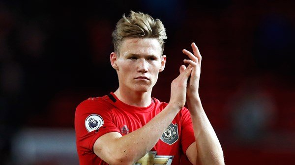Scott McTominay has become a consistent Manchester United player