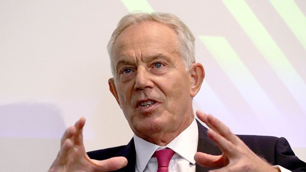 Tony Blair warns about the dangers of No-deal brexit