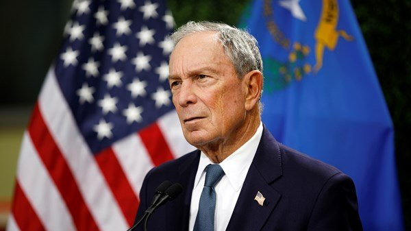 Michael Bloomberg is running for president under the republican side