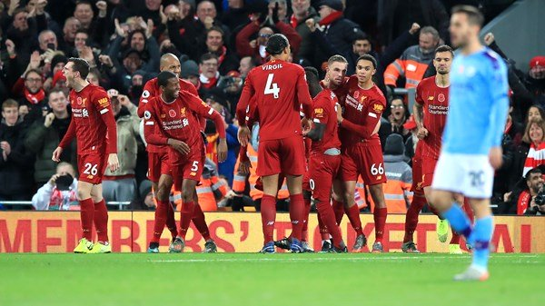 Virgil Van Dijk is not distracted by special win against Manchester City