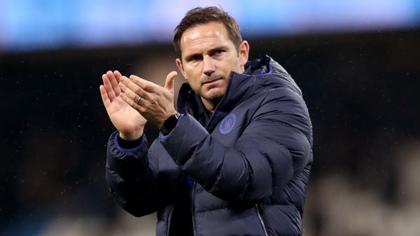 Frank Lampard hopes to take Chelsea's confidence moving forward
