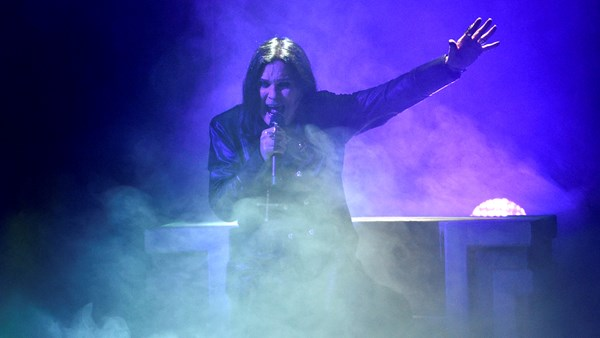 Ozzy Osbourne comes back to stage after health issues