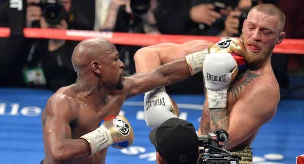 Connor McGregor vs Floyd Mayweather; He is coming out of retirement undefeated career