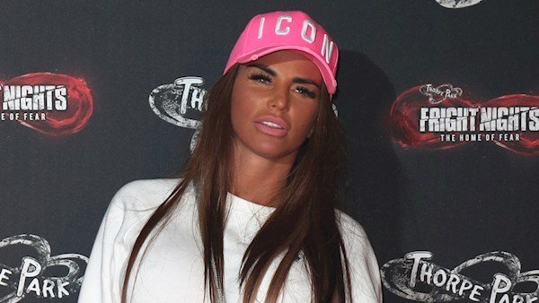 Katie Price files for bankruptcy