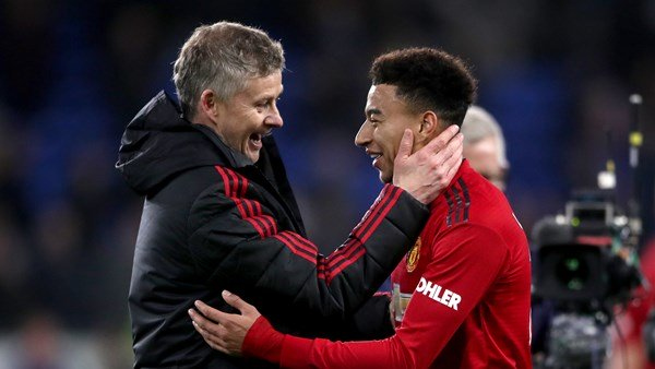 Jessie Lingard is worried for a future at United