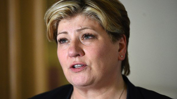 Emily Thornberry claims she never called Leavers stupid