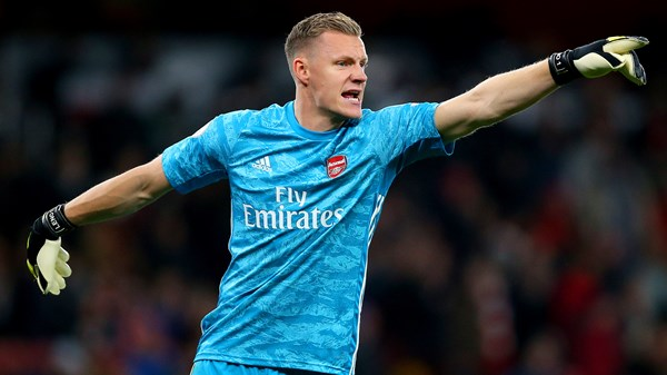 Bernd Leno says Arsenal were lucky to draw