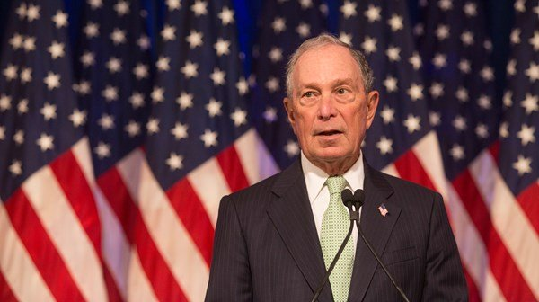 Michael Bloomberg will first establish gun control in his presidential campaign