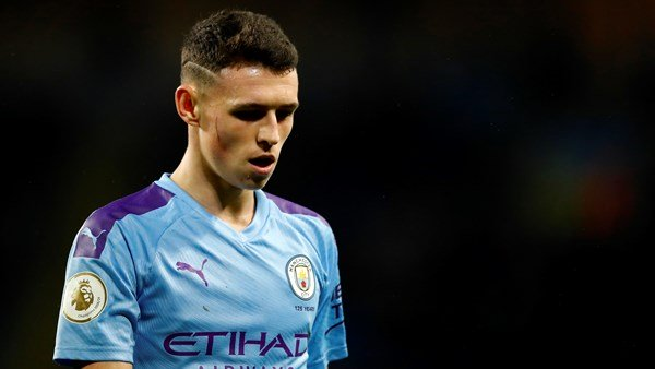 Pep guardiola believes Phil Foden can start for Manchester City