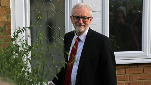 Jeremy Corbyn's sons pay tribute to humble father