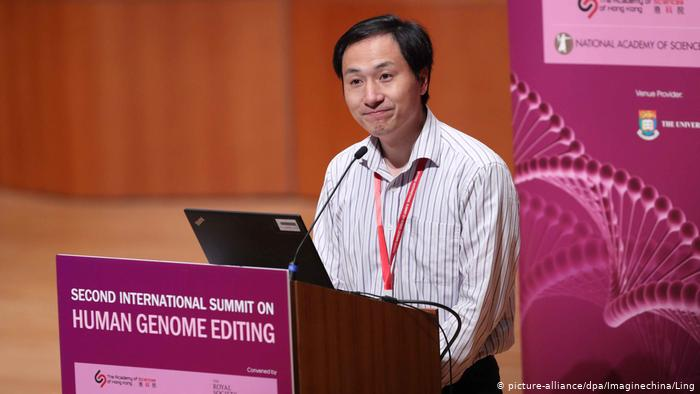 He Jiankui is trying to retain his science reputation
