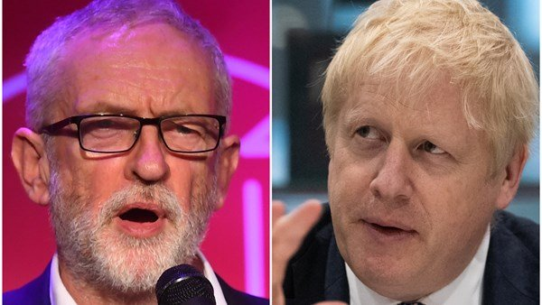 Boris Johnson says Corbyn is pushing too much for referendum