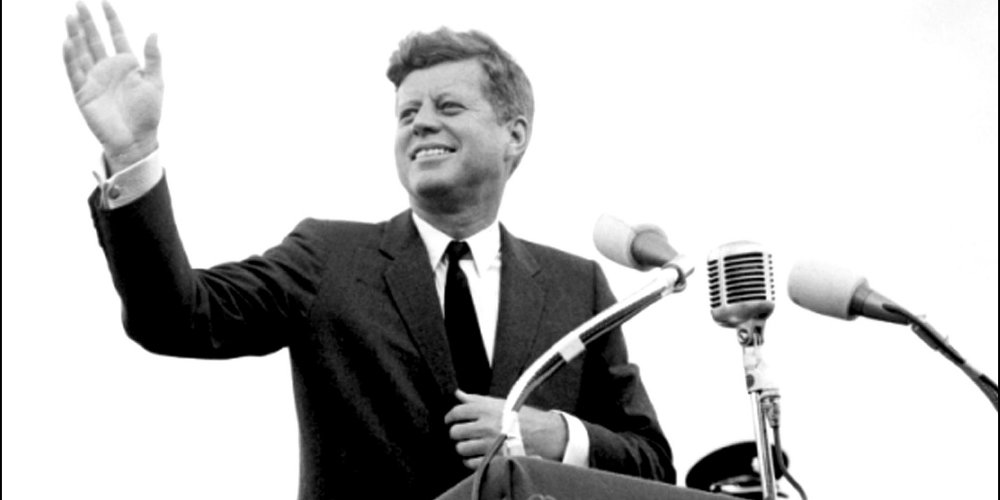 John Fitzgerald Kennedy, The Kennedys go missing