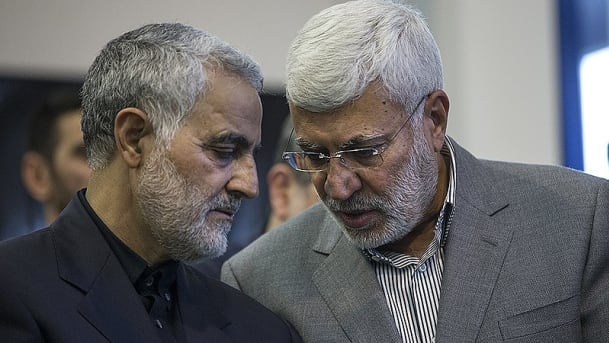Qassem Soleimani has been killed in an airstrike