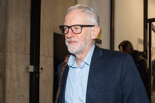 Jeremy Corbyn says hes left the labour party in good position for general election